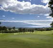 Kahili Golf Course's opening hole is a par-4 at 403 yards from the championship tees.