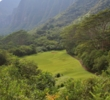 Make sure you visit the back tee on the 15th hole for this view of Ko'olau Golf Club.