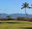 The par-5 eighth hole is the No. 1 handicap on the A nine at Hawaii Prince Golf Club on Oahu.