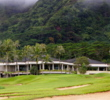 The Ko'olau clubhouse also serves as the home of the First Presbyterian Church of Honolulu.