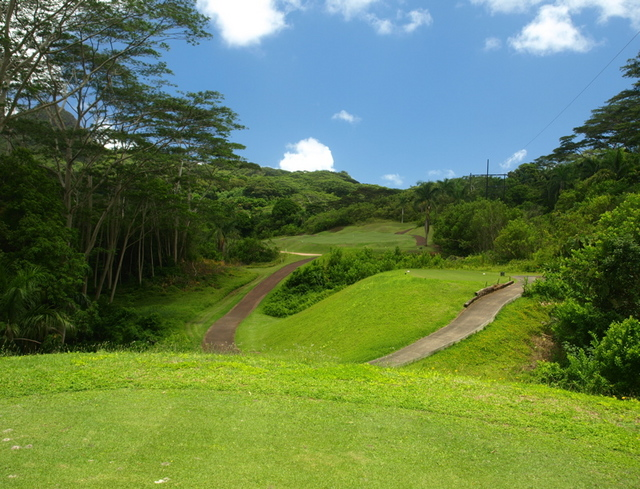 Luana Hills Country Club - hole 15