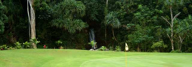 Prince G.C. at Princeville resort - hole 13