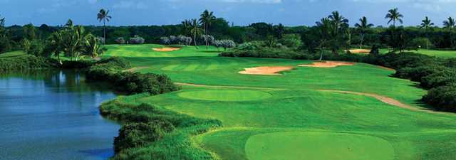 Hawaii Prince GC - C Nine: #1