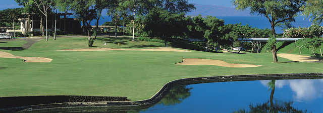 Wailea Blue #18