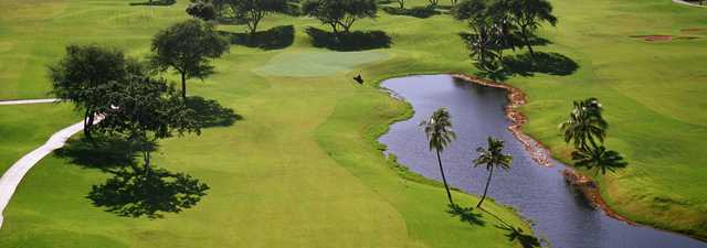 Ewa Beach GC: #17