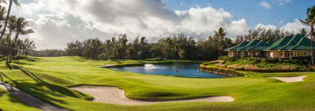 Poipu Bay GC: #18