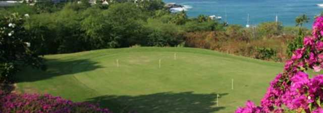 Kona CC: putting green
