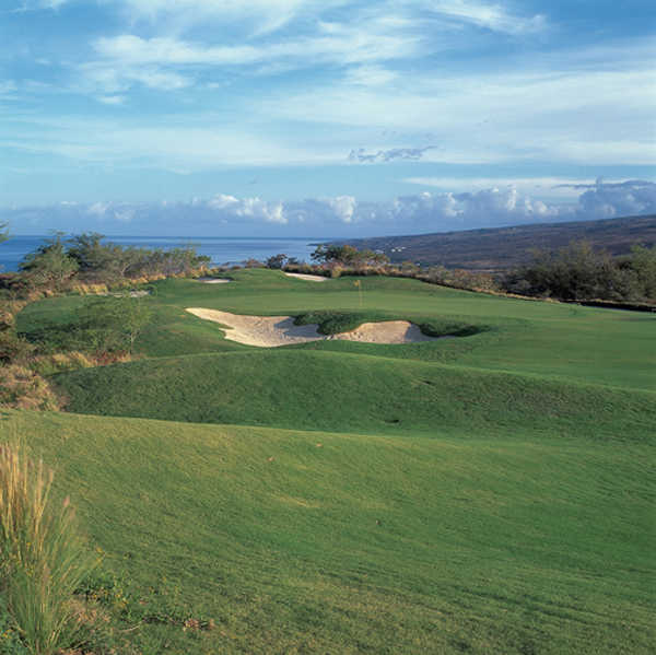 Hapuna Golf Course In Kohala Coast