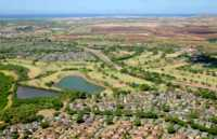 West Loch GC: Aerial view
