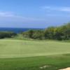 A view of hole #4 at Mauna Kea Golf Course.