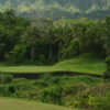 View of the 3rd green at Royal Hwaiian Golf Club