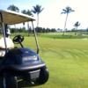 A sunny day view from Hawaii Prince Golf Club