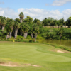 View of a green at Coral Creek Golf Course