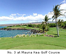 Mauna Kea Golf Course