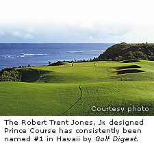 The Robert Trent Jones