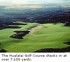 The Hualalai Golf Course