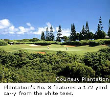 Kapalua Plantation Golf Course