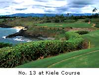 No. 13 at Kiele Course