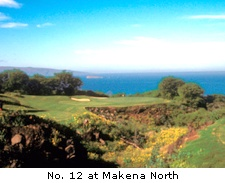 No. 12 at Makena North