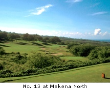 No. 13 at Makena North