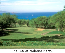 No. 15 at Makena North