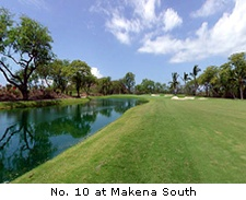 No. 10 at Makena South