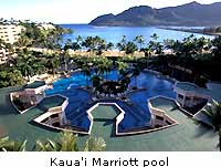 Kaua'i Marriott pool