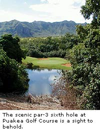 Puakea Golf Course