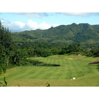 From the get-go, you find out you have to hit precise shots at Luana Hills Golf and Country Club.