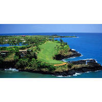 Designed by Jack Nicklaus, Kauai Lagoons' Kiele Course features some of the islands best coastal holes.