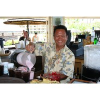 Don't miss Happy Hour at the Sheraton Maui Resort & Spa's Cliff Dive Bar.