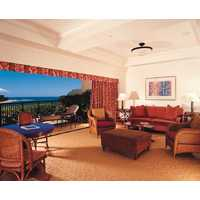 Almost all of the Sheraton Maui Resort & Spa's 508 rooms and suites directly face the Pacific.