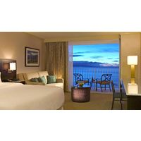 Rooms at the Westin Maui Resort & Spa feature contemporary decor and supremely comfortable furnishings.