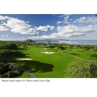 Set below Mount Haleakala, Wailea Golf Club is set in a historically peaceful, calm part of south Maui.