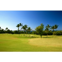 Both the Gold (shown here) and Emerald Courses at Wailea Golf Club were designed by Robert Trent Jones Jr.