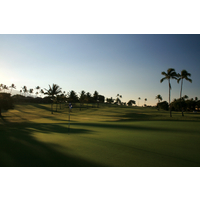 Royal Ka'anapali golf course's third hole is a 421-yard par 4.