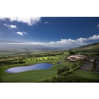 Designed by Ted Robinson Sr., King Kamehameha Golf Club is situated on the slopes of the West Maui Mountains.