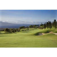 King Kamehameha G.C. is a golf club - and that's it. There are no housing tracts.