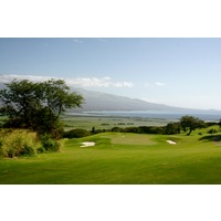 No. 3 at King Kamehameha Golf Club is a downhill par 3 that plays up to 257 yards.