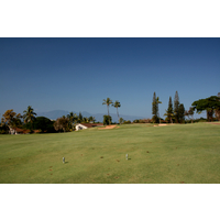 "Ka'anapali Kai has a special set of ""Keiki"" tees, designed for junior and beginner golfers."