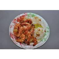 This shrimp plate from Giovanni's has become a staple of Oahu's North Shore.