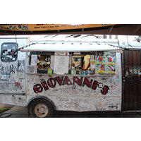 Giovanni's is one of the most famous shrimp trucks on Oahu's North Shore.
