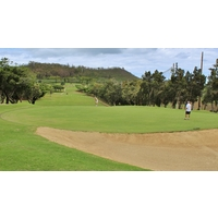Michelle Wie learned to play golf at Olomana Golf Links in Waimanalo.