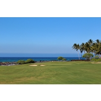The Nicklaus Course at Hualalai Golf Club hosts the Champions Tour.